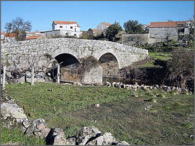 A ponte «romana» do Lamegal
