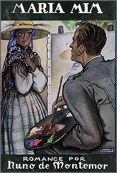 Maria Mim - romance dedicado a Quadrazais