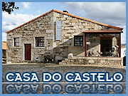 Casa do Castelo - Sabugal ©‎ Capeia Arraiana (orelha)