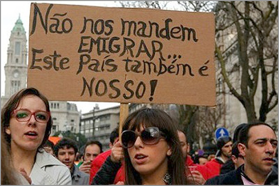 Manifestação de Professores - Capeia Arraiana