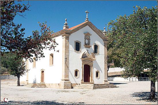 A capela da Senhora da Póvoa