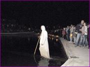 Recriação da Paixão de Cristo - Jesus no Mar da Galileia - Capeia Arraiana