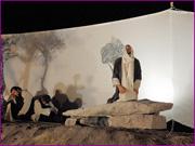 Recriação da Paixão de Cristo - Oração no Getsémani - Capeia Arraiana