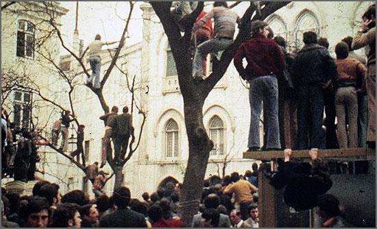 25 de abril de 1974 - Largo do Carmo