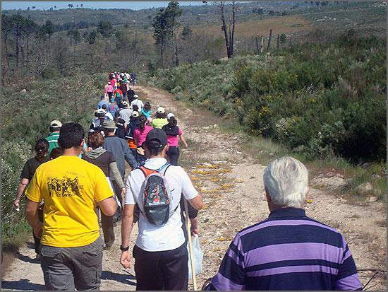 Sabugal - Caminhada do 25 de Abril
