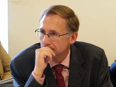 João Prata - presidente do Conselho Directivo da Delegação da Guarda da ANAFRE