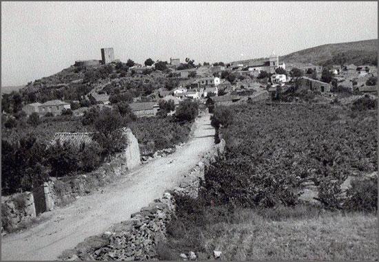 Vilar Maior há umas décadas atrás