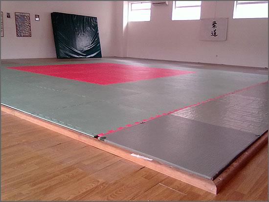 O novo Dojo dos judocas sabugalenses