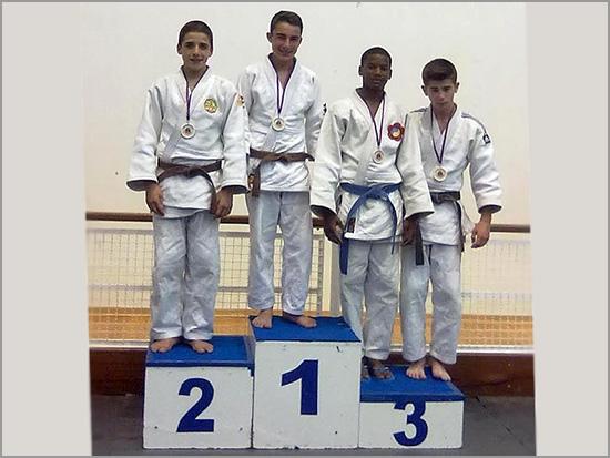 Ouro para o Judoca Sabugalense Emanuel Martins - Capeia Arraiana