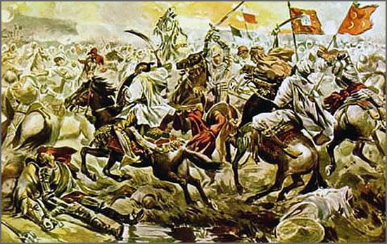 O rei D. Sebastião desapareceu na batalha de Alcácer Quibir