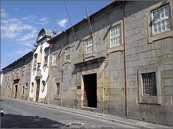 Edifício do Museu da Guarda