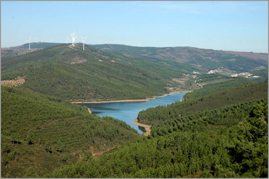 Rio Côa e Serra da Malcata - Sabugal - Capeia Arraiana