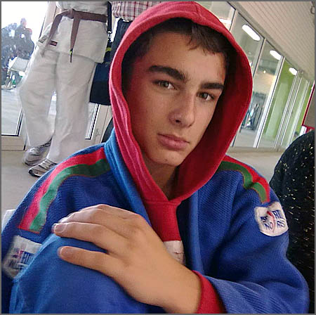 Emanuel Martins prepara-se para 2015