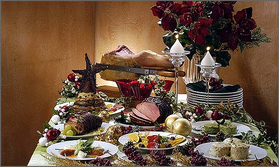 Gastronomia natalícia
