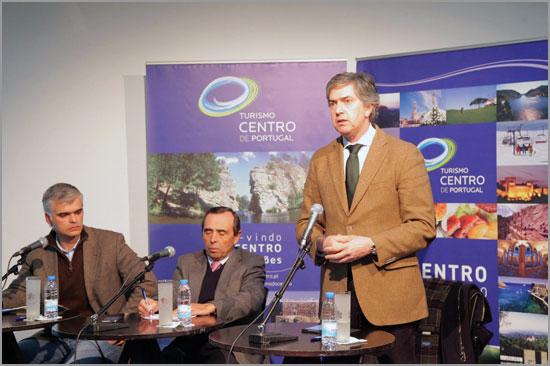 Apresentação do JiTT no TMG - Teatro Municipal da Guarda - Rui Castro - Álvaro Amaro - Pedro Machado - Capeia Arraiana