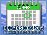 Efemérides 2015 - Junho - Capeia Arraiana