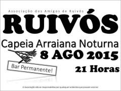 Capeia Arraiana 2015 - AAR - Associação Amigos Ruivós - Capeia Arraiana