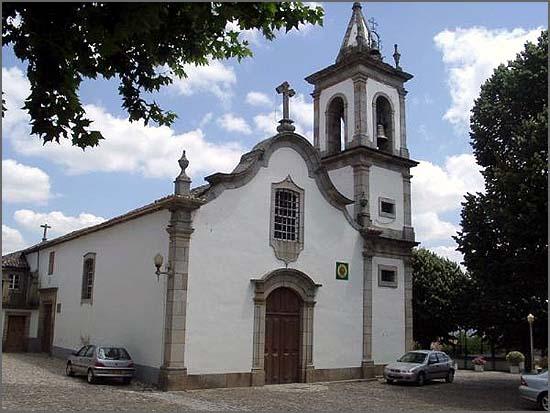 A diocese de Pinhel foi criada há 245 anos (na foto a igreja de S. Luís, que serviu de sé episcopal)