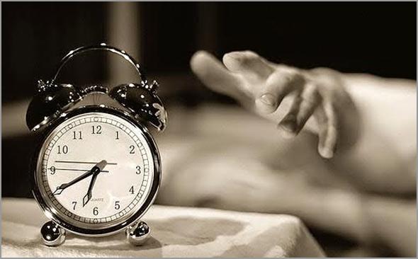 É tempo de acordar