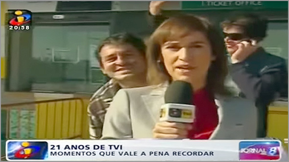 20 anos de TVI - João Gabriel - Capeia Arraiana