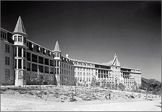 Há 71 anos inaugurou-se o Sanatório das Penhas da Saúde