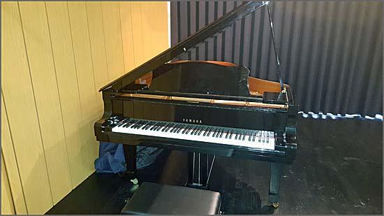 O piano da Casa da Música da Bendada