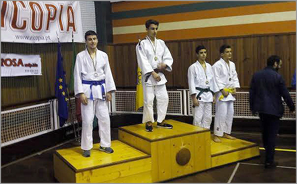 Emanuel Martins - Judo - Sporting Clube Portugal - Capeia Arraiana