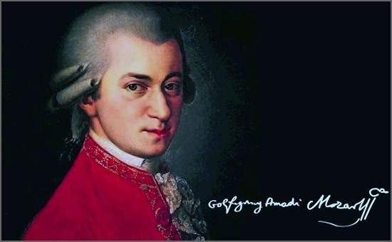 Mozart nasceu há 260 anos