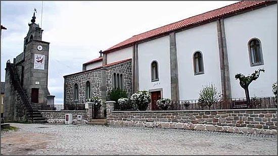 Igreja matriz da Bismula