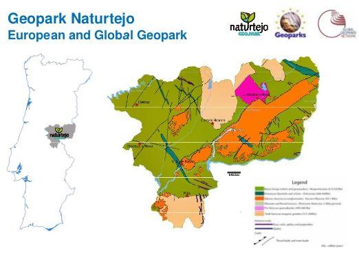 Geoparque Naturtejo - Capeia Arraiana