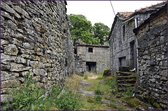 Pobreza e abandono nas terras do Interior