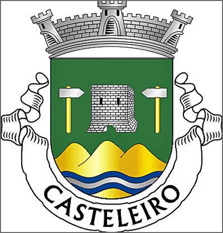 O brasão do Casteleiro