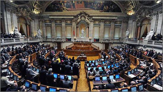 Parlamento – A maior parte dos subvencionados passou por aqui