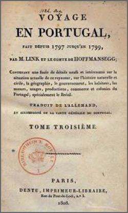 Edição francesa do livro do sr. Link