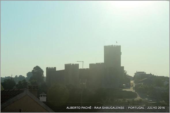 Castelo do Sabugal - Alberto Luís Paché - Capeia Arraiana