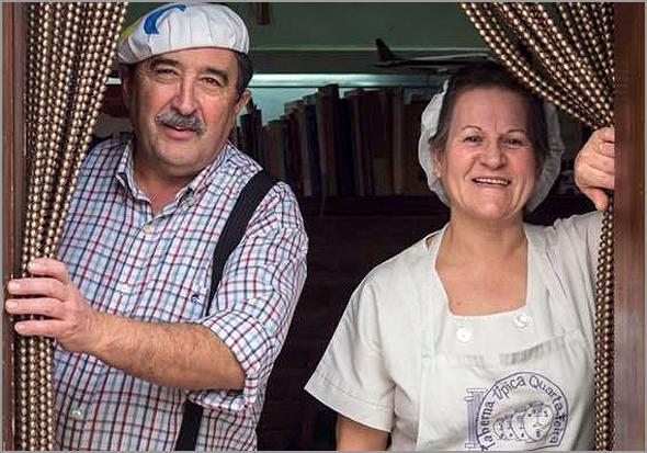 Taberna Típica Quarta-Feira - Évora - José Dias - Capeia Arraiana