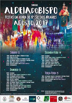 Aldeia do Bispo - Festas 2017