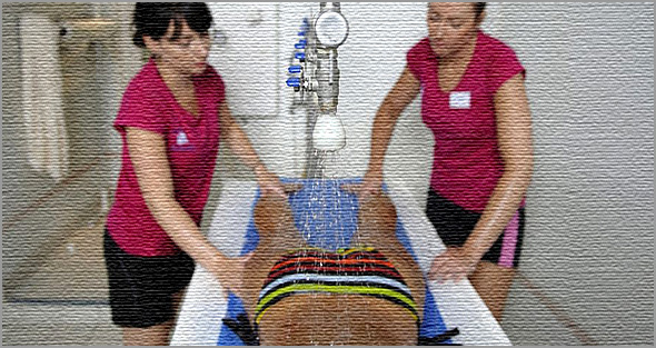 Fisioterapia Termal - Capeia Arraiana