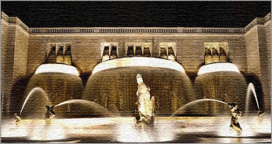 Fonte Luminosa da Alameda em Lisboa - Capeia Arraiana