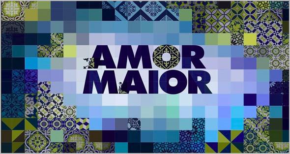 Amor Maior - José Carlos Mendes - Postal TV - Capeia Arraiana
