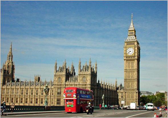 Big Ben de Londres - Ramiro Matos - Capeia Arraiana