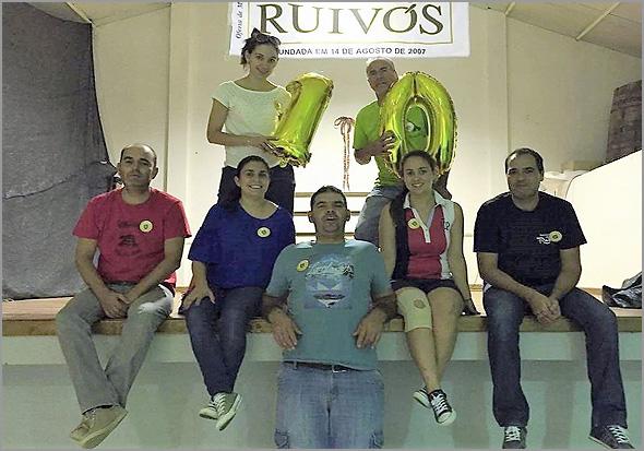 AAR-Associação Amigos Ruivós - 10 aniversário - Capeia Arraiana