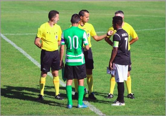 Sporting do Sabugal perdeu (2-3) com a Sanjoanense em jogo épico