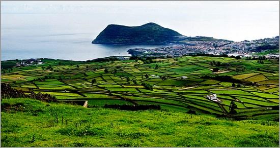 Ilha Terceira nos Açores foi o destino mais procurado em 2017 - José Carlos Lages - Capeia Arraiana
