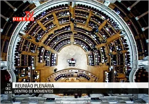 Assembleia da República - Canal Parlamento TV - José Carlos Mendes - Capeia Arraiana