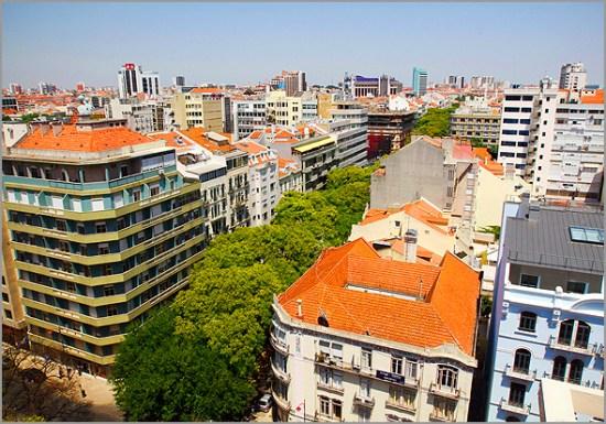 Cidade de Lisboa - Bairro das Avenidas Novas (Foto: Wikipédia) - Capeia Arraiana