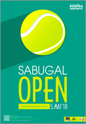 Open de Ténis no Sabugal