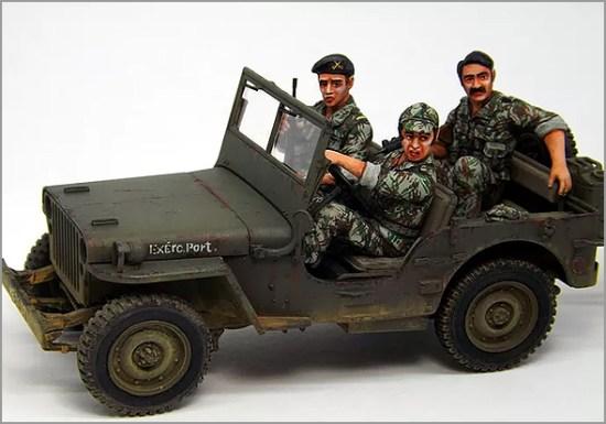 Jeep Willys - Capeia Arraiana