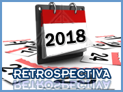 Retrospectiva do Ano - 2018 - Capeia Arraiana