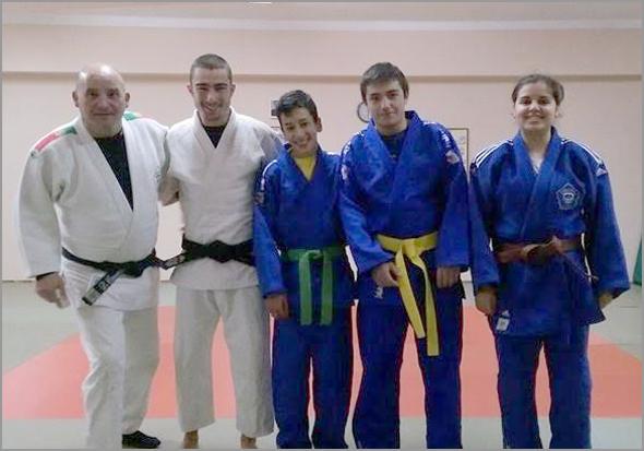 O judo sempre em destaque - Capeia Arraiana